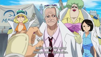 One Piece Episode 741 Subtitle Indonesia Naruchigo