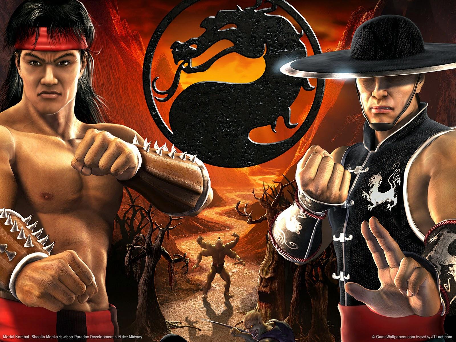 Kumpulan Cheat Mortal kombat