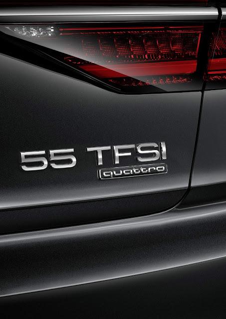Audi A8 50 TFSI