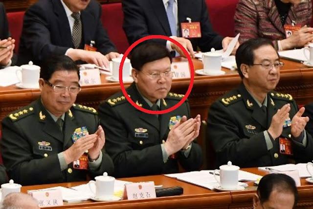 Malu Besar, Pejabat Senior di Militer China yang Terendus Korupsi Ditemukan Tewas Bunuh Diri
