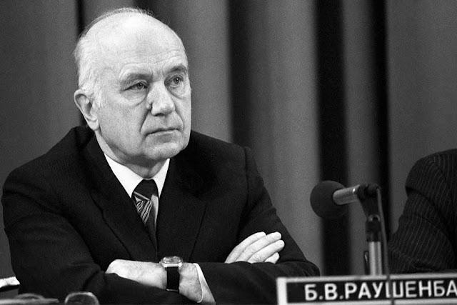 Борис Раушенбах Абрамцево