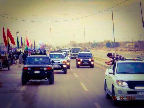 صور جديدة للمعالم العراقية
