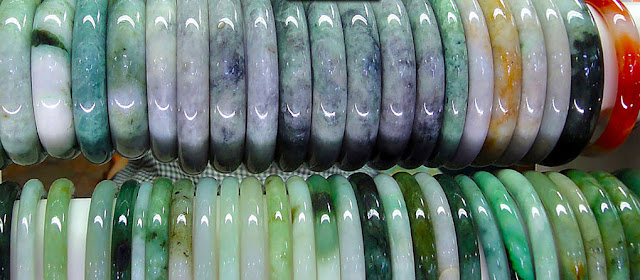 jade jewelry bangles colors
