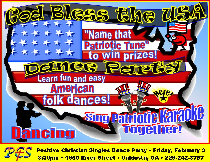 Christian singles dance CHRISTIAN SINGLES CLUBS - The Party Hotline