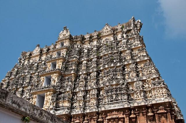 El misterioso templo contiene varios secretos