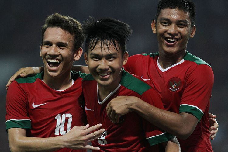 Kualifikasi Piala Asia U-19, Egy  Hattrick  Saat Timnas U-19 Menang 5-0