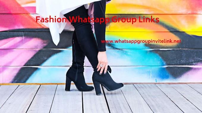 Fashion Whatsapp Group Links