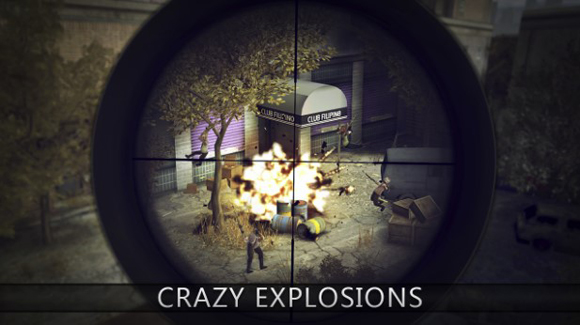 Download Last Hope Sniper Zombie War Mod Apk v1.5 Premium Unlimited Money Android Terbaru