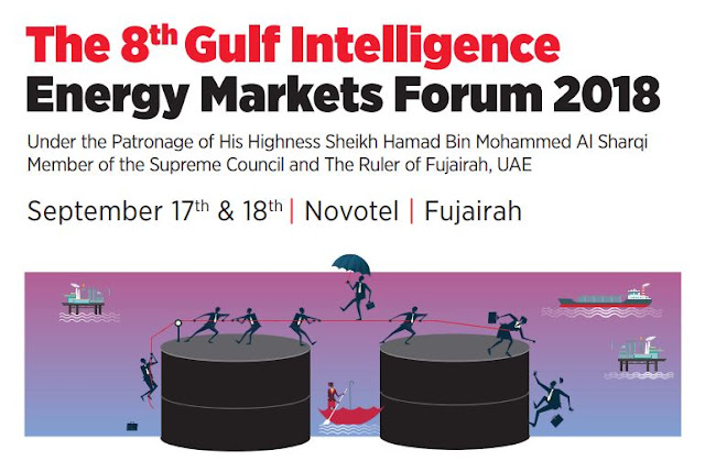 Countdown to the 8th Gulf Intelligence Energy Markets Forum 2018