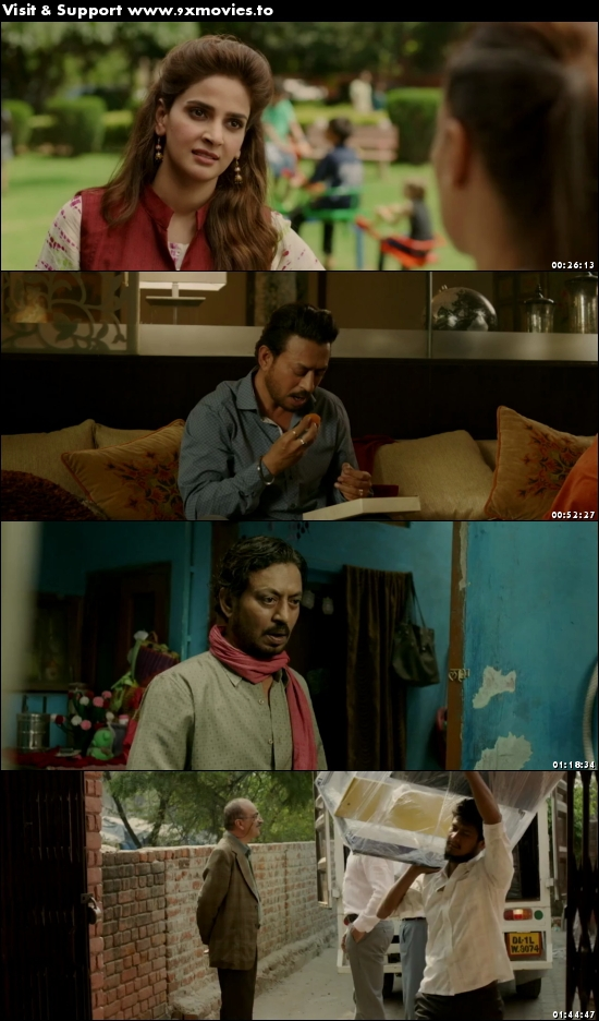 Hindi Medium 2017 Hindi 480p HDRip 350mb