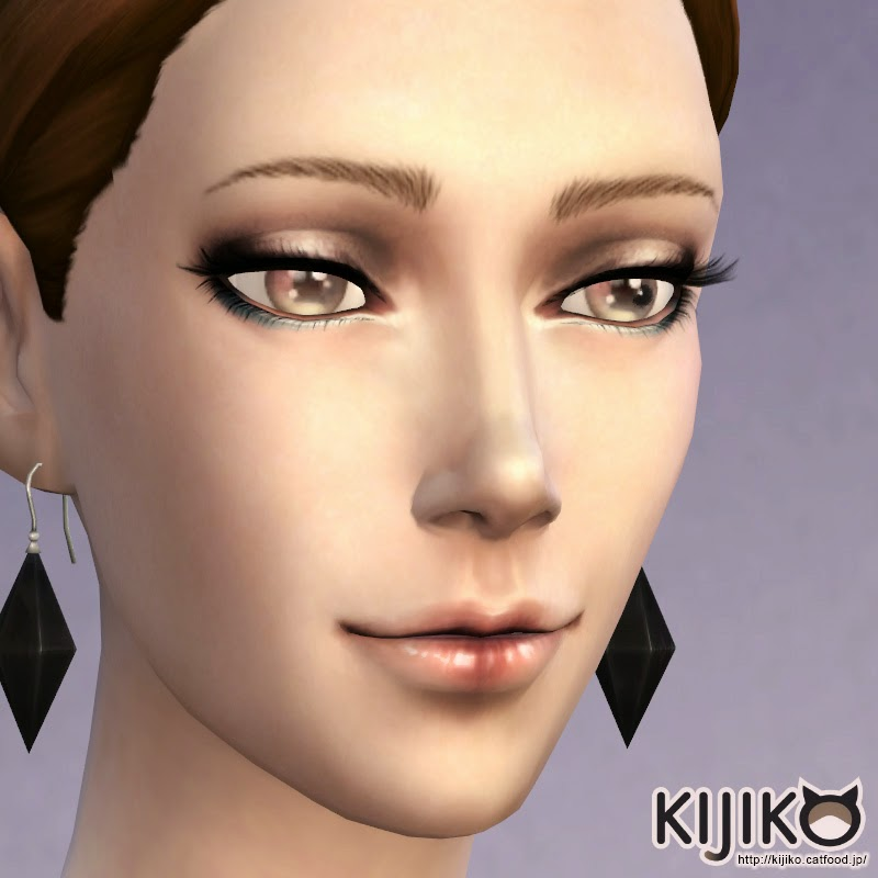 My Sims 4 Blog 3d Lashes Curly Edition By Kijiko