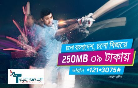 GP T20 Win Internet Offer