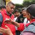 Mi mayor compromiso es trabajar con la población: Fidel Contreras