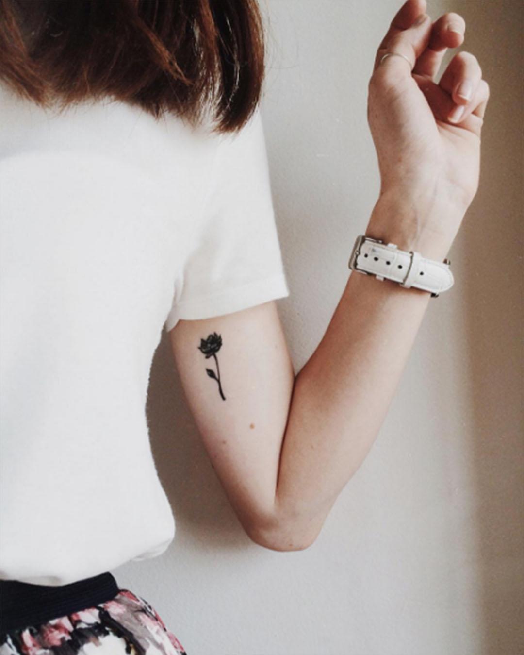 Tatuajes Minimalistas Femeninos Originales Tumblr Elsexoso