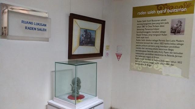 Ruang Lukisan Raden Saleh