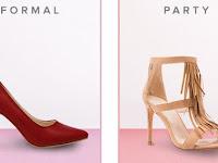Cara Mudah Membeli Sepatu Wanita Import yang Asli