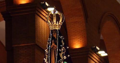 Oração De Nossa Senhora Aparecida Para Alcançar Graça Linda: HIPERSESSÃO : Orações De 'Nossa Senhora Aparecida