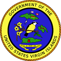 Logo Gambar Lambang Simbol Negara Kepulauan Virgin Amerika Serikat PNG JPG ukuran 200 px