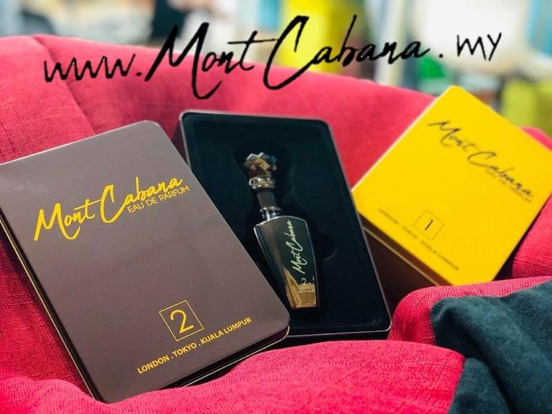 Wangikan Diri Anda Dengan Mont Cabana Eau De Parfum