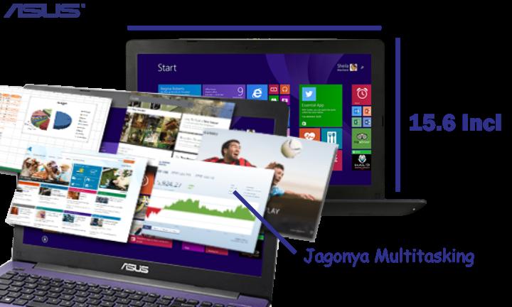 Asus X553MA, Notebook 15.6 Inci Performa Terbaik Harga Terjangkau