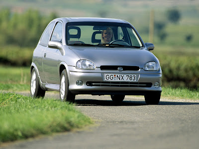 Holden Barina GSI, although this ones an Opel