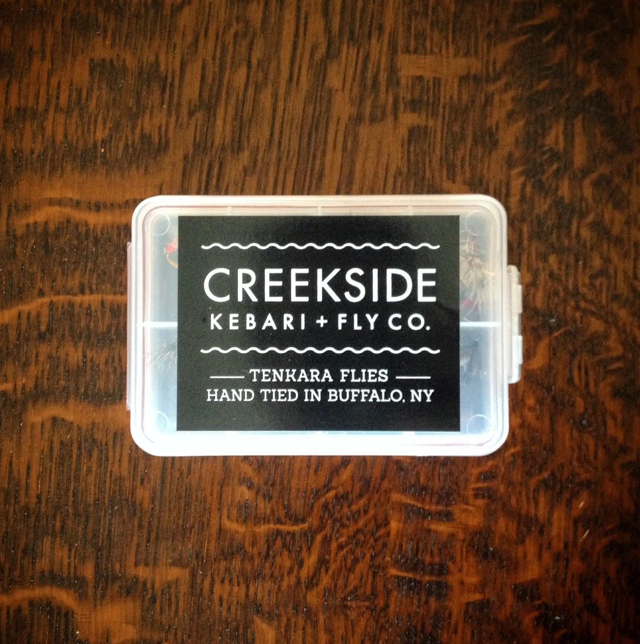 54a2e8fe1b9 Tenkara Tuesday - Interview With Robb Chunco of Creekside Kebari + Fly Co.