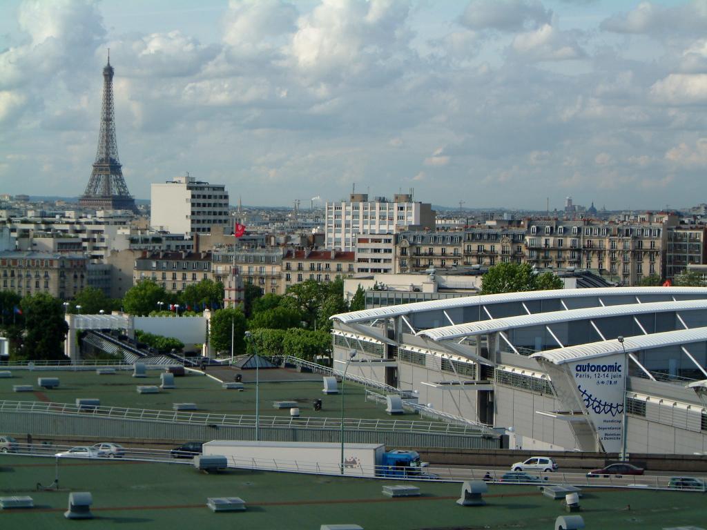 Ilcovodijack 301 xv arrondissement di parigi - Parc exposition porte de versailles ...