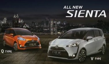 Toyota - All New Sienta