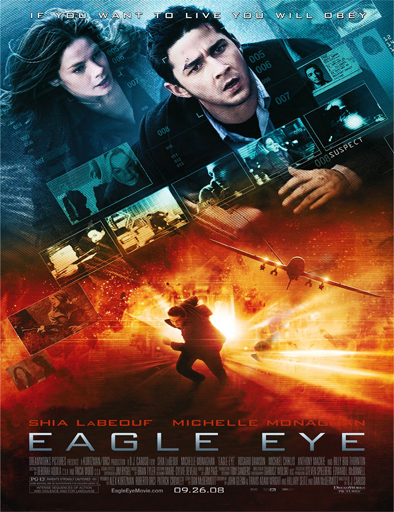 Ver Control total (Eagle Eye) (2008) Online
