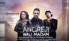 new single punjabi song Angreji Wali Madam Best Punjabi single album 2017 week