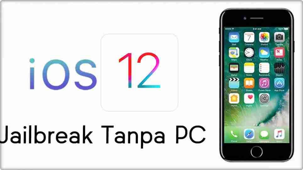 Cara Jailbreak Ios 12 Semua Iphone Ipad Tanpa Pc Gampang Shukan Bunshun