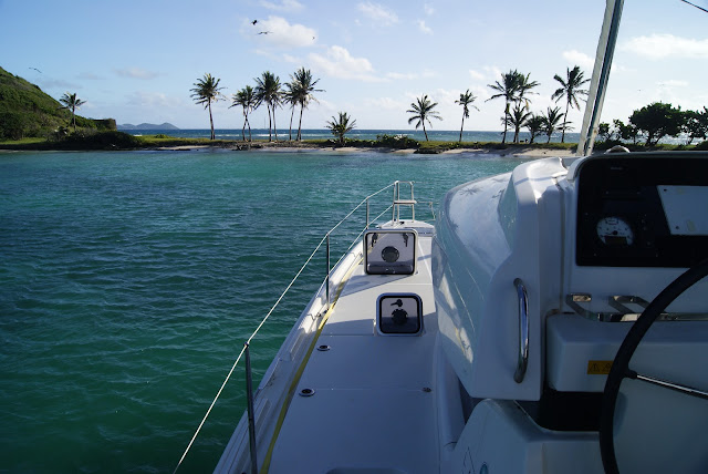 Choroba morska, Jack Sparrow i karaibskie plaże