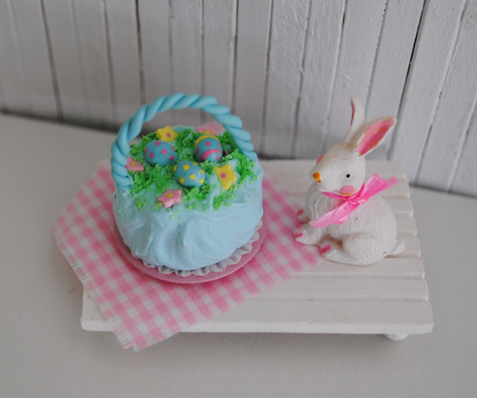 Easter Things: Little Things By Anna: Easter Miniatures For 2012
