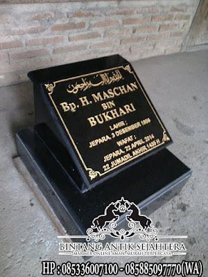 Nisan Kotak Granit