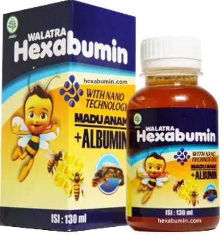 Vitamin Penambah Nafsu Makan Anak Hexabumin