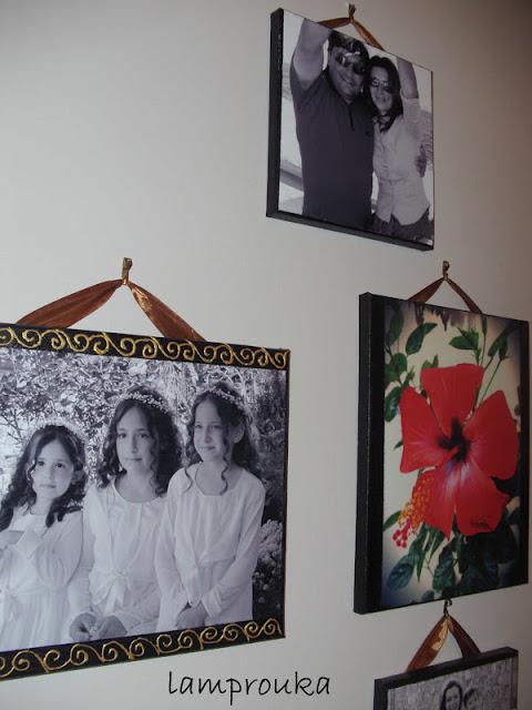 Φωτογραφίες σε καμβά για να διακοσμήσεις το σπίτι σου