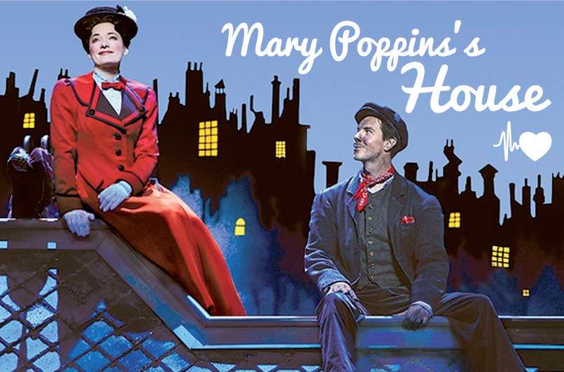 Mary Poppins's House