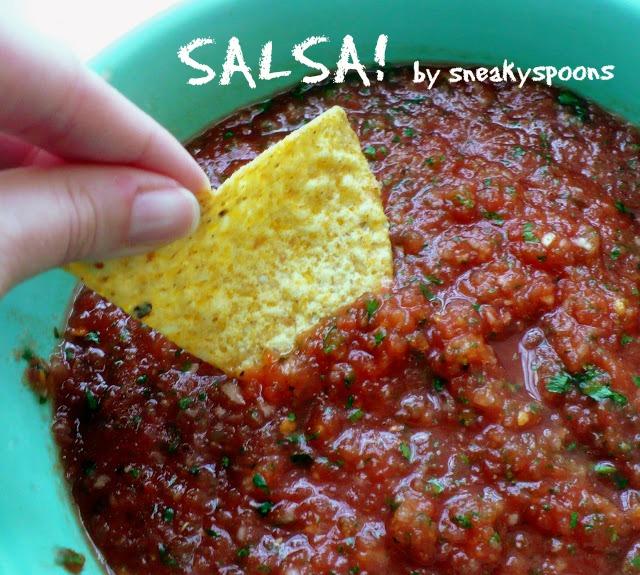Salsa!!   by SneakySpoons