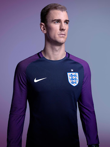 705984a4b Do you like the new England Euro 2016 goalkeeper shirt  Let us know in the  comments below.