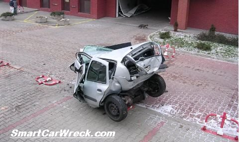 Smart Cars Not So Much
