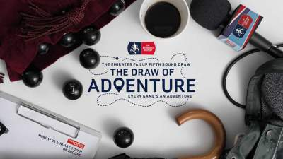 FA Cup draw: Spurs ball number 1