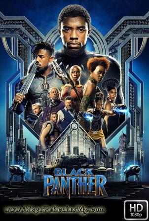 Pantera Negra [1080p] [Latino-Ingles] [MEGA]