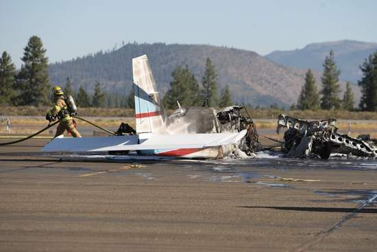 Kathryn's Report: Piper PA-23-250 Aztec, N62792: Accident