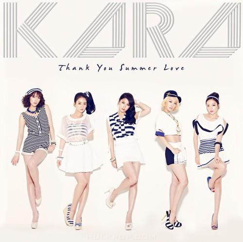 KARA – Thank You Summer Love – EP (ITUNES PLUS AAC M4A)