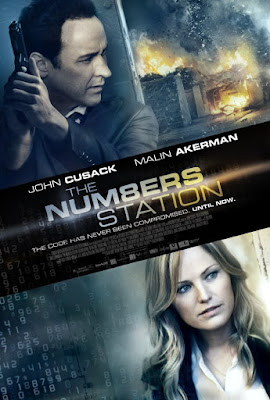 Sinopsis Film The Numbers Station (2013)
