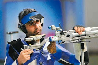 Blue Cross: Abhinav becomes first Indian to get highest shooting honour