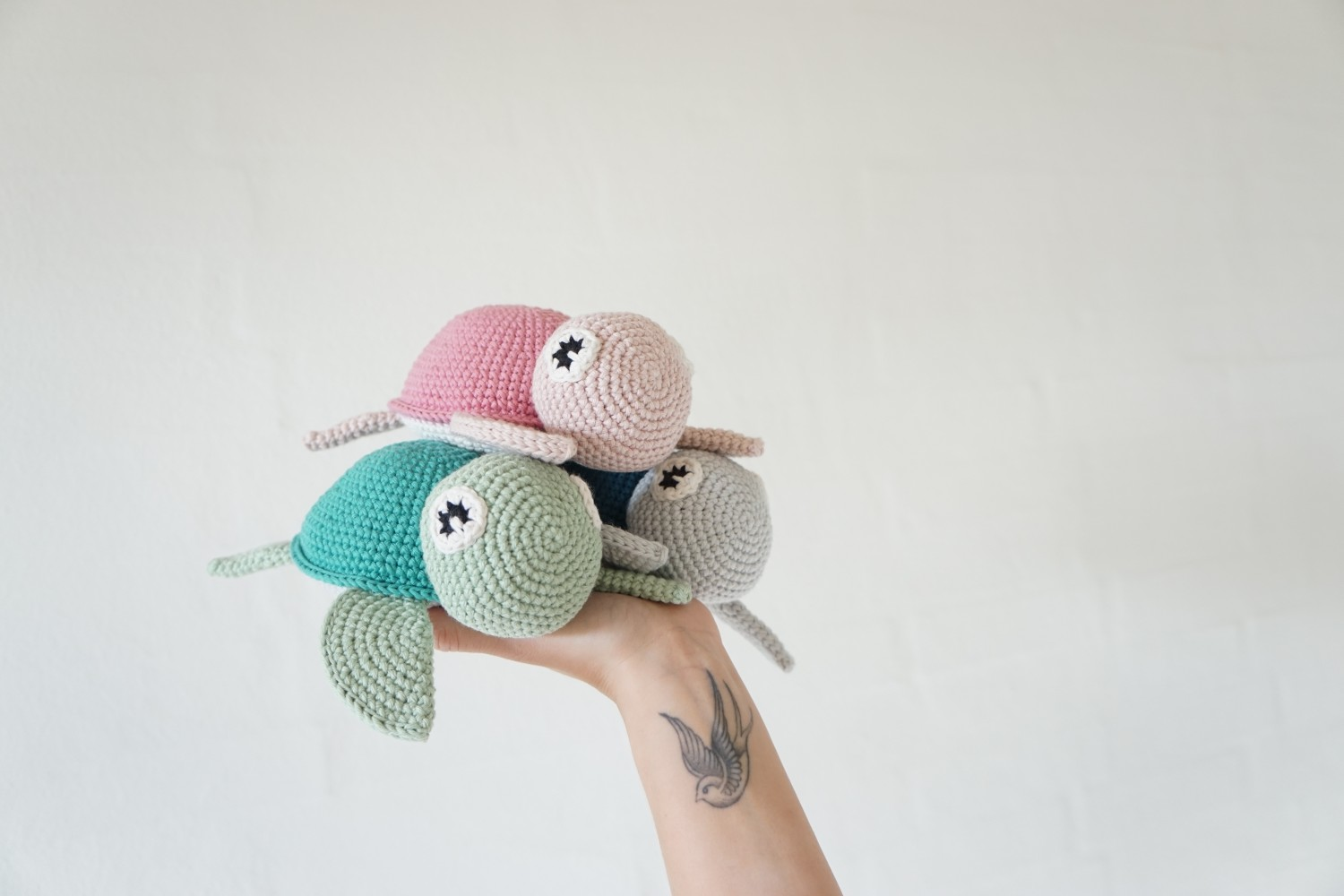 Crochet Pattern Amigurumi Turtle : Amigurumi Turtle-Free Pattern - Amigurumi Free Patterns
