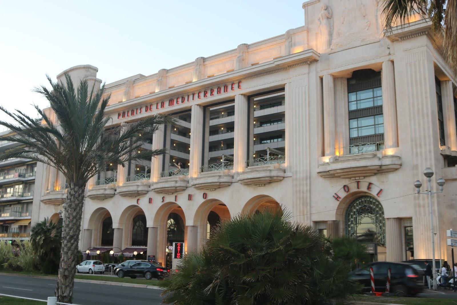 Nice Palais de la Méditerranée