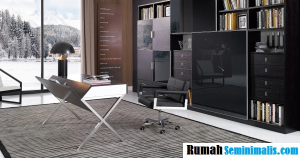 Desain Model Meja Kantor Minimalis