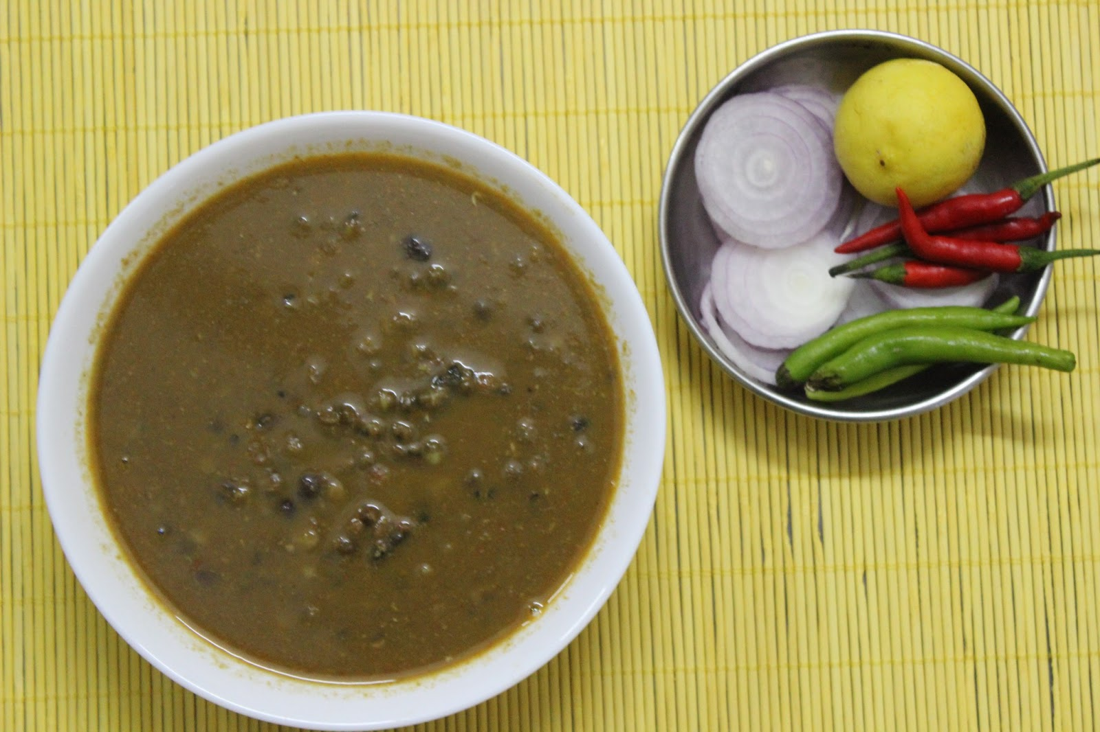 Puzza Dal Water One Teaspoon Of Life Dal Makhani